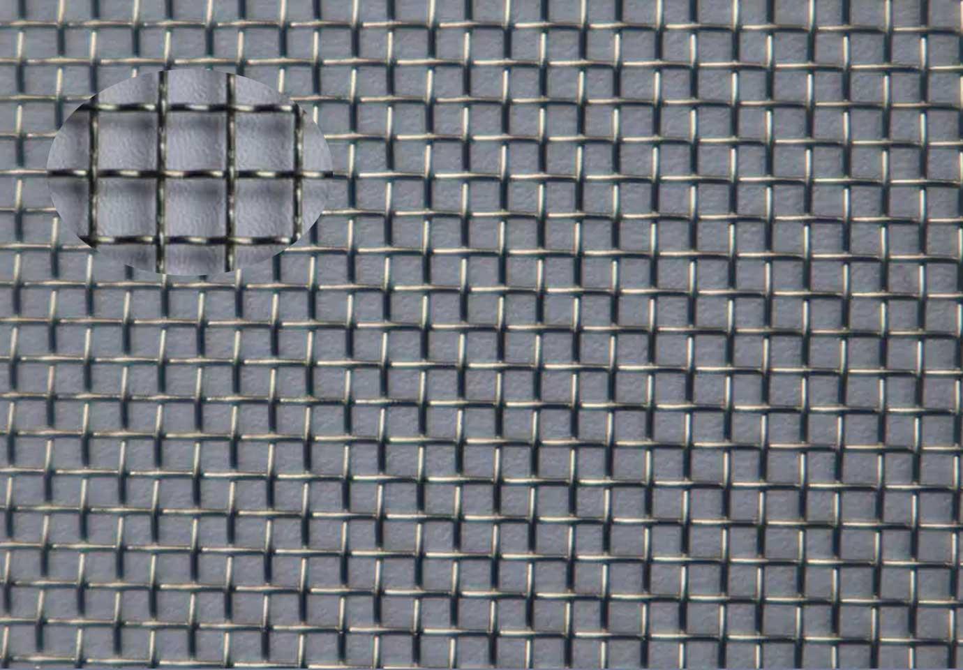 Stainless Steel Series Milling Mesh
