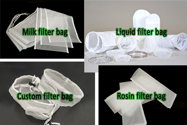 mesh filter bag