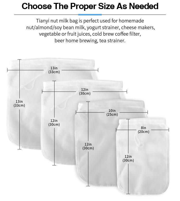 Nut Milk Bag