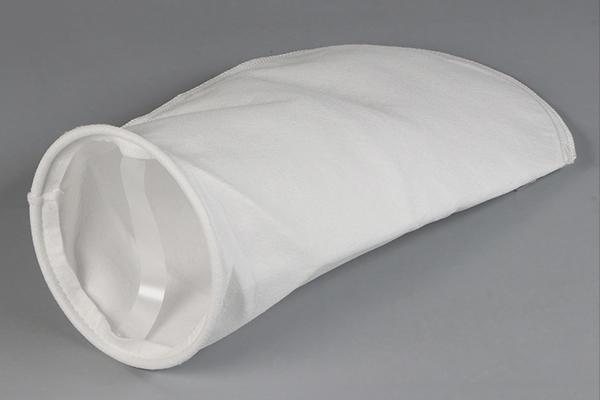 » Steel Ring Felt Liquid Filter Bag