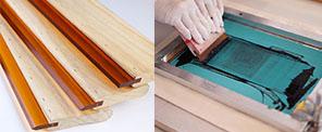 Wood Screen Printing Frame