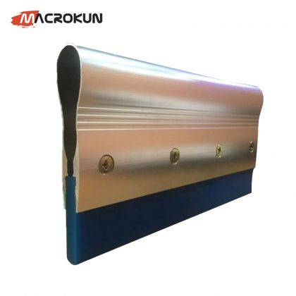 Aluminum Screen printing Squeegee Handle size guide