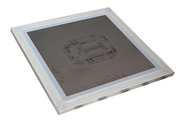 » SMT Stencil Pcb Screen Printing Frame