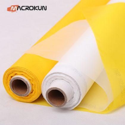 100T(250 mesh) polyester silk screen printing mesh / bolting cloth